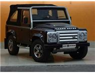 2009 LAND ROVER DEFENDER 90 SVX 60th Anniversery Soft Top