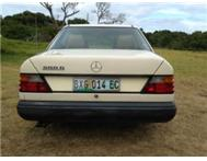 MERCEDES-BENZ 300D W124 PROBABLY THE ONLY ONE FOR SALE IN SA