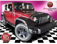 2009 JEEP WRANGLER 3.8 Sahara 5Door