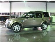 2010 LAND ROVER DISCOVERY 4 3.0 TDV6 HSE - Nav - Sunroof - Towbar - Mad Diesel Power