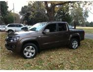 VW Amarok 2.0 Bi-TDi (120 kW) Double Cab Highline 4Motion 4x4