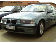 1998 BMW 3 Series 316i Edition (e36)