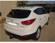 LIKE NEW !!! 2010 HYUNDAI iX35 2.0GLS EXECUTIVE MANUAL