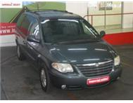 2006 Chrysler Grand Voyager 3.3 Limited A/t