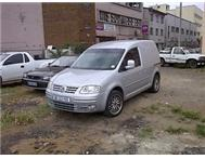 vw caddy 1.9tdi panelvan