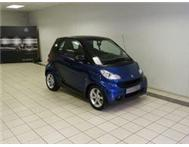 2011 Smart Pure Coupe mhd 52kw