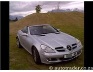 2005 MERCEDES-BENZ SLK 200 KOMPRESSOR