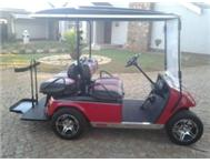 Ezgo txt 4 seater petrol golf cart