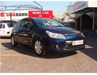 2010 Citroen C4 1.6 Vti Seduction Coupe
