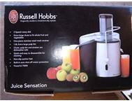 Virtually NEW Russell Hobbs Juice Sensation