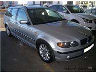 2005 BMW 3 SERIES 325i Touring (E46) F/L