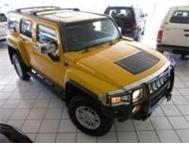 GREAT DEAL 2008 HUMMER H3 AUTO