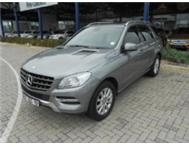 Mercedes-Benz ML250 BlueTec