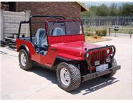Badger Jeep Kitcar