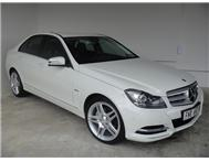 Mercedes Benz - C 250 Blue Efficiency Avantgarde 7G-Tronic