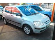 Getz 1.6 !!! Low Mileage Great Price !!!