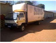 2003 3 X TOYOTA HINO LWB VOLUME VAN BODIES. NEAT CONDITION. 1 OWNER.