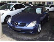 2006 MERCEDES-BENZ SLK 200 KOMPRESSOR