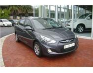 2012 Hyundai Accent 1.6 GLS Fluid (New Shape)