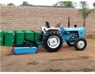 1981 Tractor in Farm Implements & Machinery Gauteng Pretoria North - South Africa