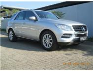 2012 MERCEDES-BENZ M-CLASS ML 250 BLUE TEC