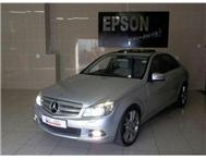 2010 MERCEDES-BENZ C-CLASS C180K BE Avantgarde