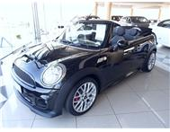 Mini - Cooper S Mark III (155 kW) JCW Convertible