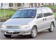 2002 KIA CARNIVAL(SIMILAR TO PICTURE)