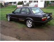 BMW 325i box shape for sale (toyota supra motor)