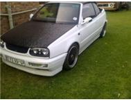 Golf 3 Cabriolet For Sale ot to Swop