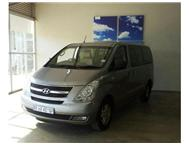 2010 HYUNDAI H1 2.4 GLS 9 Seater with Towbar and Bluetooth handsfree