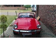 Triumph Spitfire MK2 Great little sports car