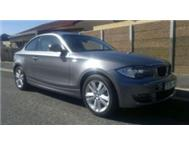 2010 BMW 120d Coupe