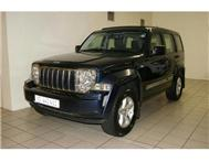 2008 JEEP CHEROKEE 3.7 LIMITED A/T