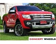 Wide Range Of 15 16 17 20 & 22 Rims Available For Bakkies