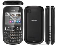 Black Nokia Asha 201 for R400