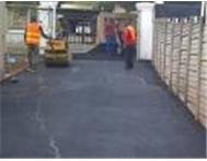TAR SURFACING TENNIS COURTS AND BLOCK PAVING Klerksdorp