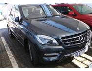 2012 Mercedes-Benz M-class Ml 500 Be