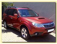 2011 Subaru Forester XT 2.5 Manual