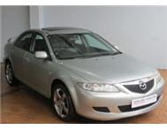 Mazda 6 2.3 Sporty Luxury Auto