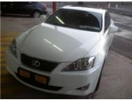 2008 lexcus is 250 v6 automatic in excellent condition