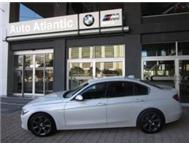 2012 BMW 3 Series 320i Luxury Line A/t (f30)