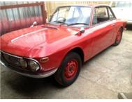 1969 LANCIA FULVIA 1.3 RALLYE S NEEDS ENGINE REBUILD ALL PART