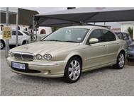 2006 Jaguar X-Type 2.2D Manual