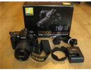 BEST DEAL ON NIKON D7000 WITH 18-105 LENS Johannesburg