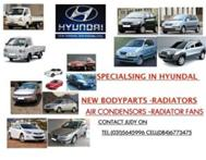 SPECIALISING IN HYUNDAI NEW BODY PARTS -RADIATORS-AIR CONDENSORS