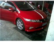 Spotless bargain Honda civic type R Stock standard motor FSH