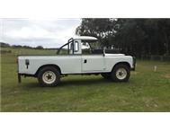 Land Rover Series 3 Model 109 Pickup