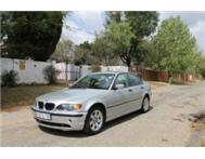 2003 BMW 318i E46 Facelift Manual Silver