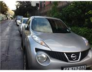 NISSAN JUKE 1.6 ACENTA FOR SALE